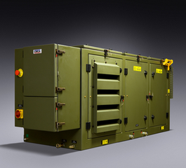 Water Cooled Military Power Generator