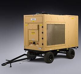 Military Trailer air-conditioner