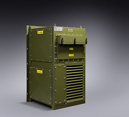 Military Shelter air-conditioner