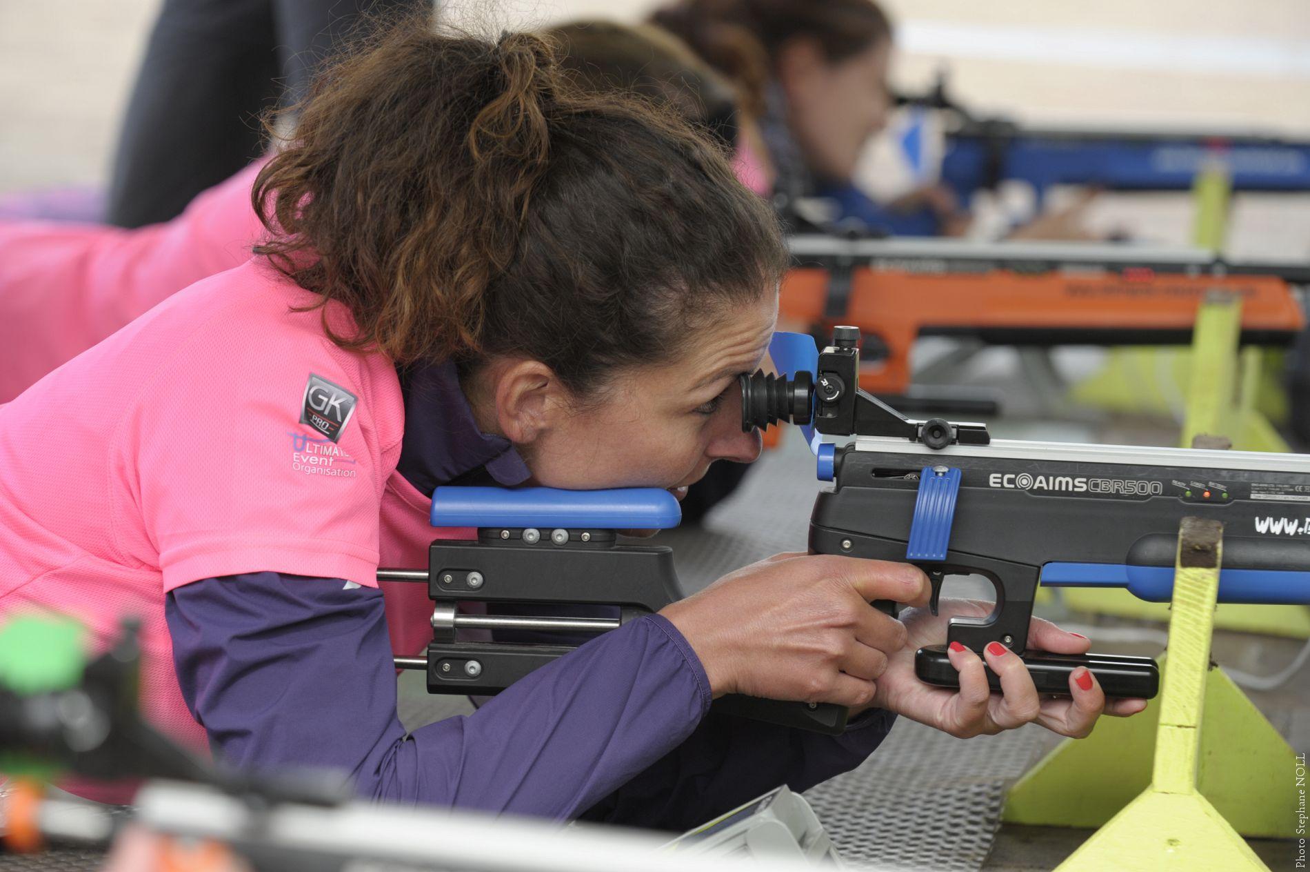 biathlon été raid féminin la saharie