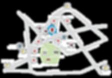 Mapa Edificio Parque de los Aliados II