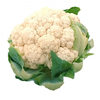 Vegetable: Snowball Y�(Heirloom / Open - Pollinated) Grown with Liqui-Dirt!