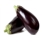 Vegetable: Black Beauty (Heirloom / Open - Pollinated) Grown with Liqui-Dirt!