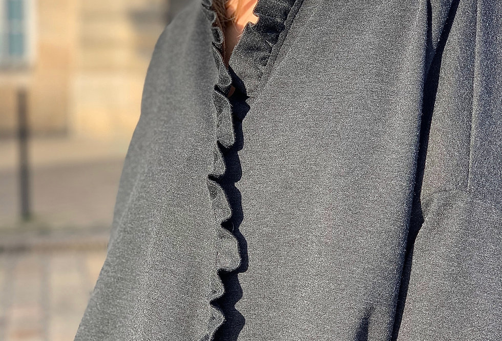 Robe ou Gilet LEOPOLD Gris