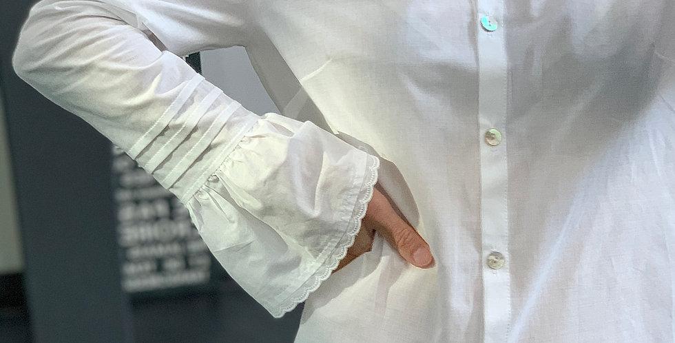 Chemisier CALLISTA Blanc