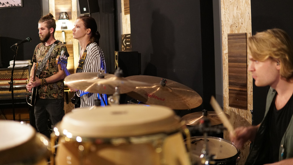 Baracca LIVE session 27. 11. 2019