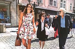 Plácido Domingo, Gabriela Bohacova, Radek Hrabe