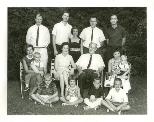 Gergen family in North Carolina