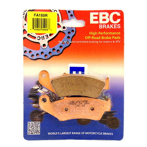 EBC FA185R CRF450R Sintered Front Brake Pads / CRF150R CR85R Big Brake Kit
