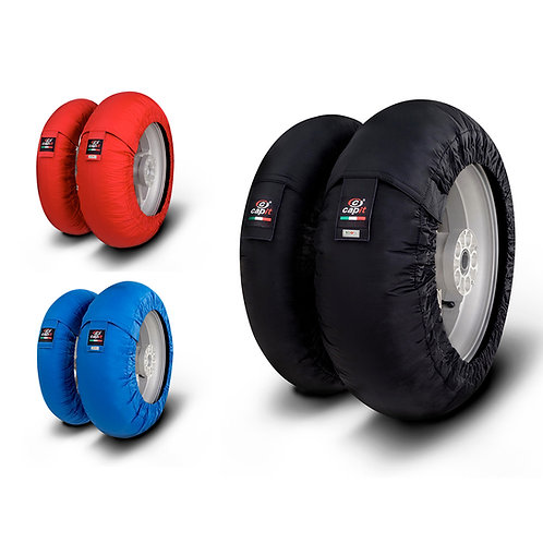 "Capit 10"" Mini Spina Tire Warmers for Minimoto, MiniGP, Ohvale GP-0, Bucci BR10"
