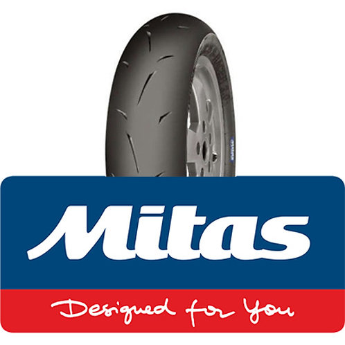 "10"" Mitas MC35 Scooter Racing DOT Tires 3.5-10"