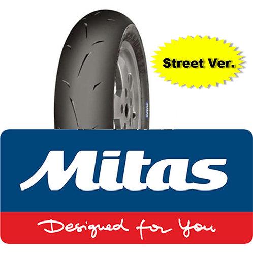 "12"" Mitas MC35 S-RACER 2.0 Street Tires"