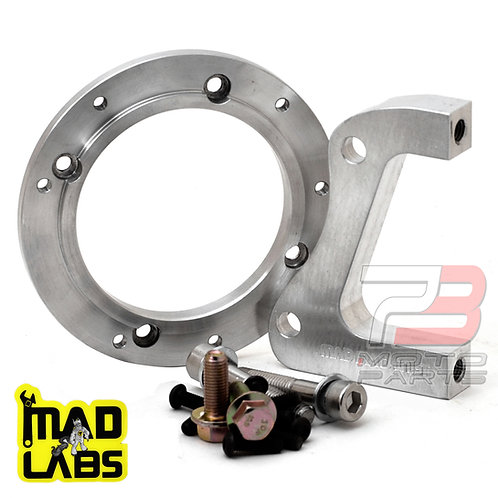 "MadLabs 320mm Radial Mount Big Brake Kit for CRF150R & CR85 (17"" Spoke Wheel)"