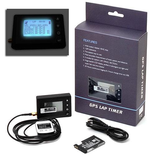 73 Moto Parts 10Hz GPS Lap Timer