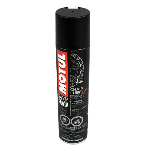 Motul Motorcycle O-Ring Chain Lube Road 9.3oz.