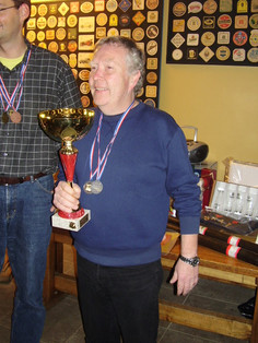 Peter Kinski, campeón de Chile 2005