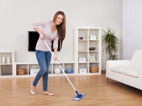 How  To Ruin Your Hardwood Floors