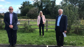 Malvern Gazette article: Housing charity says South Worcestershire needs more affordable housing