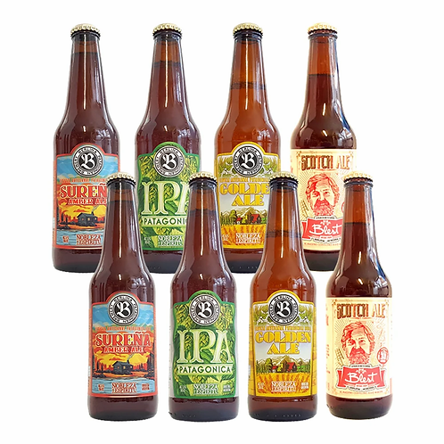 Combo Porrones - 12 Cervezas