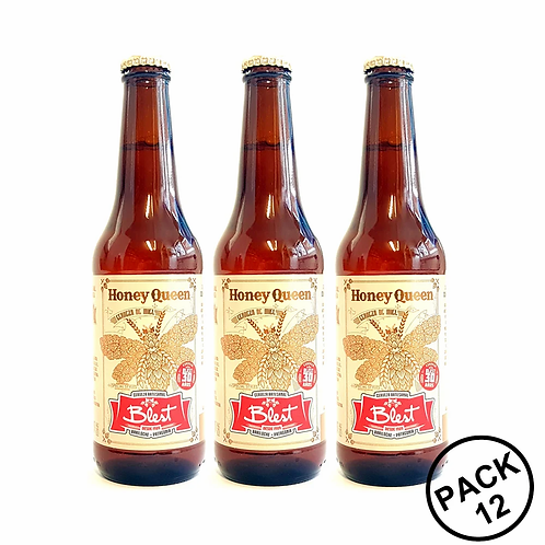 Cerveza Blest Honey