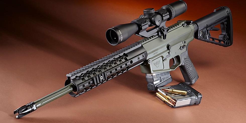 Basic Rifle Shooting