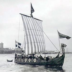 VIKING SHIP TOUR & LUNCHEON