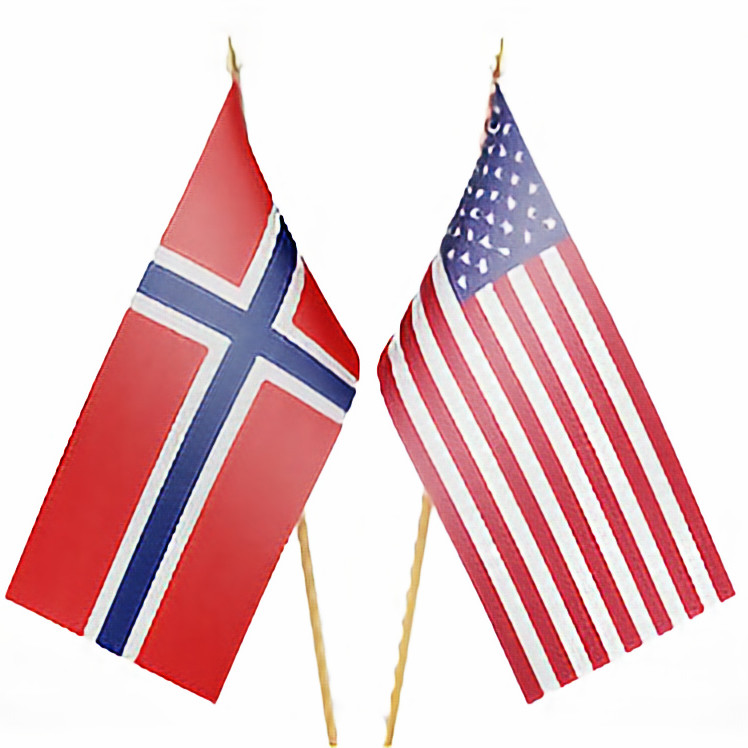 NACC Norwegian Constitution Day Luncheon - 2021