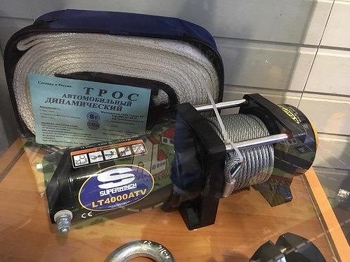 Электрическая лебедка Superwinch LT 4000