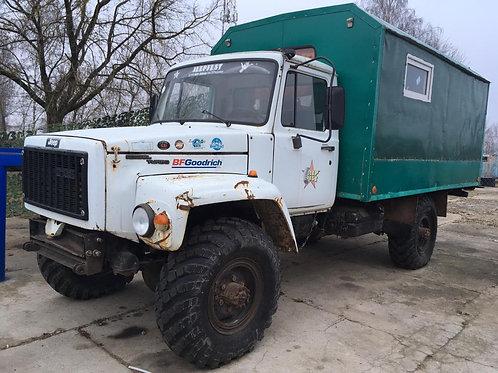 ГАЗ 3308 дизель