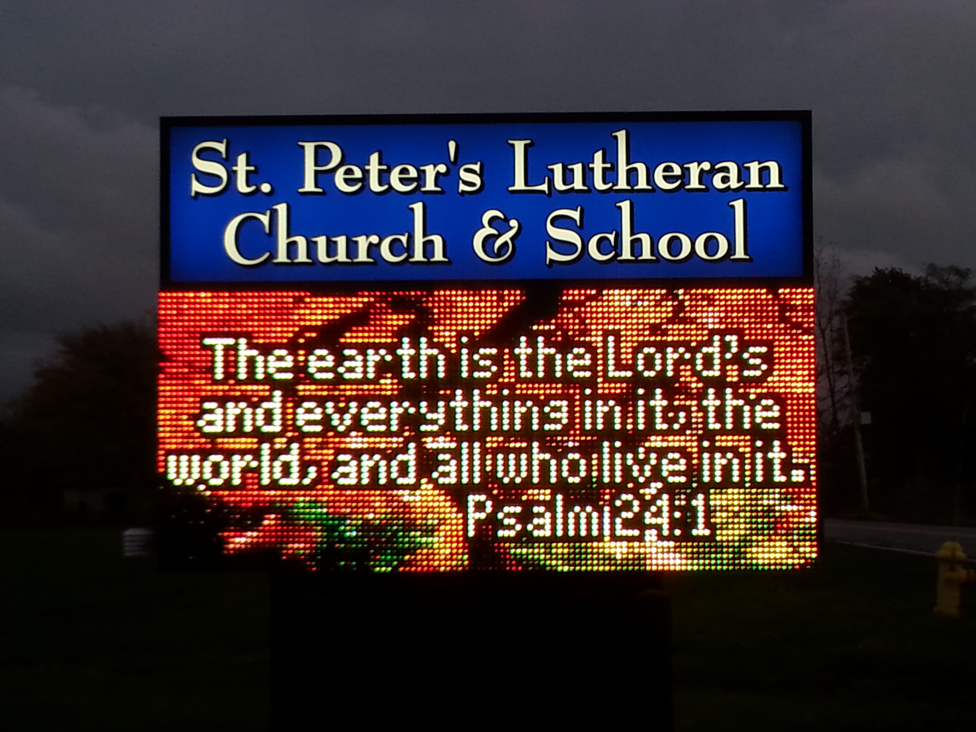 ST. PETER'S