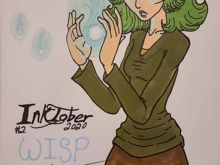 Inktober Day 02