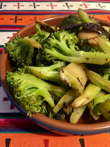 Stir-fried Broccoli With Garlic (VN)