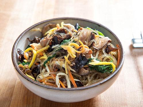 Phing Tsel - Tibetan Mixed Veg Stir-Fry (VN)