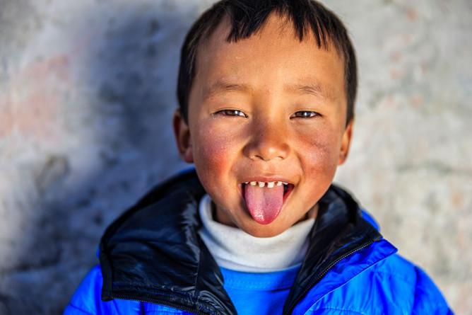 Thank You, Tibetan Style