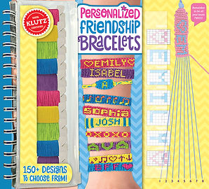 Personalized Friendship Bracelets