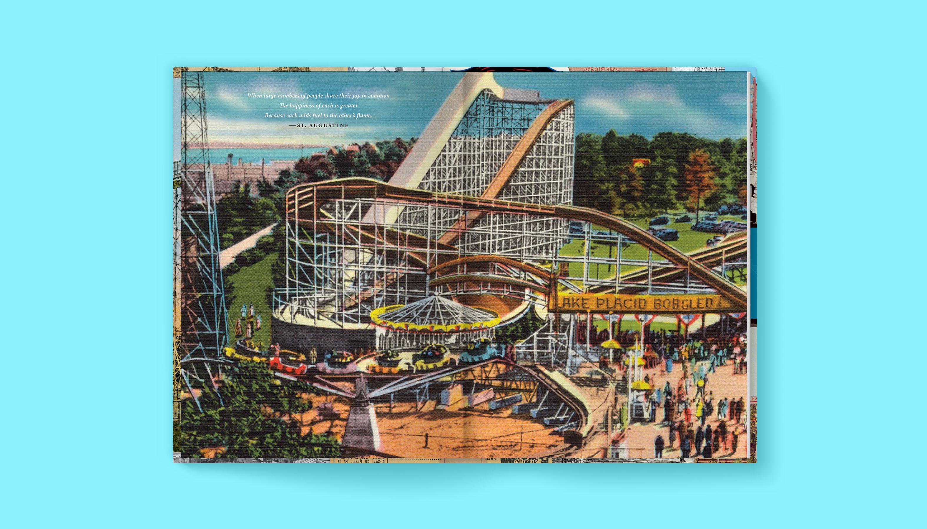 The Amusement Park interior 4