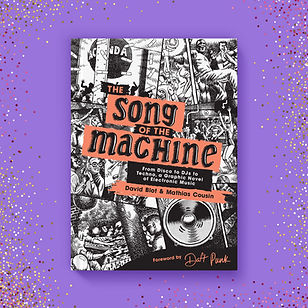 The Song of the Machine cover