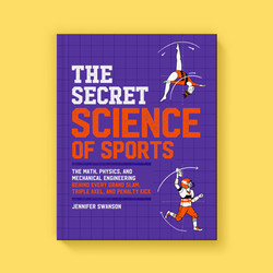 The Secret Science of Sports cover