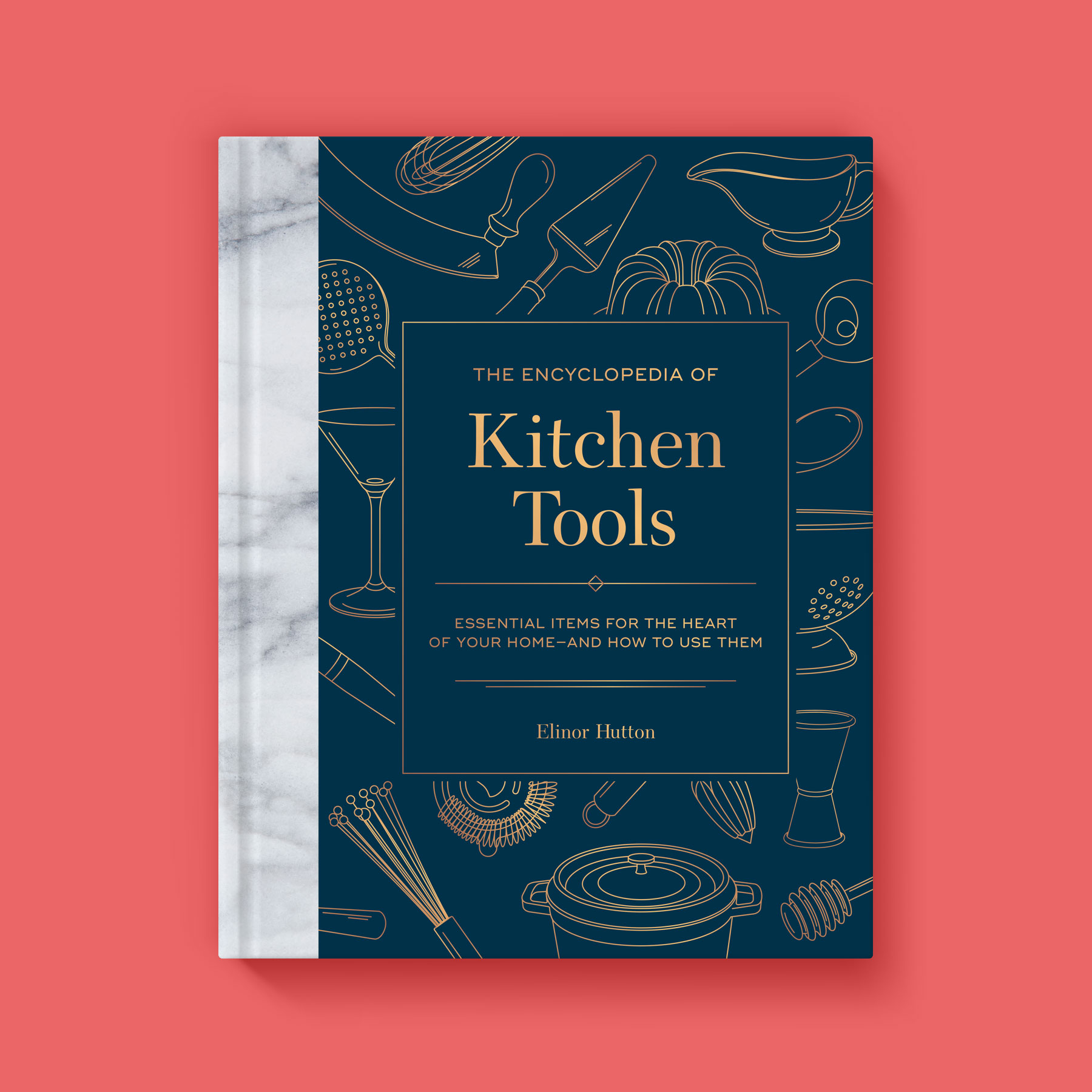 The Encyclopedia of Kitchen Tools front cover