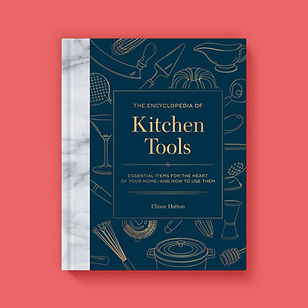 The Encyclopedia of Kitchen Tools cover