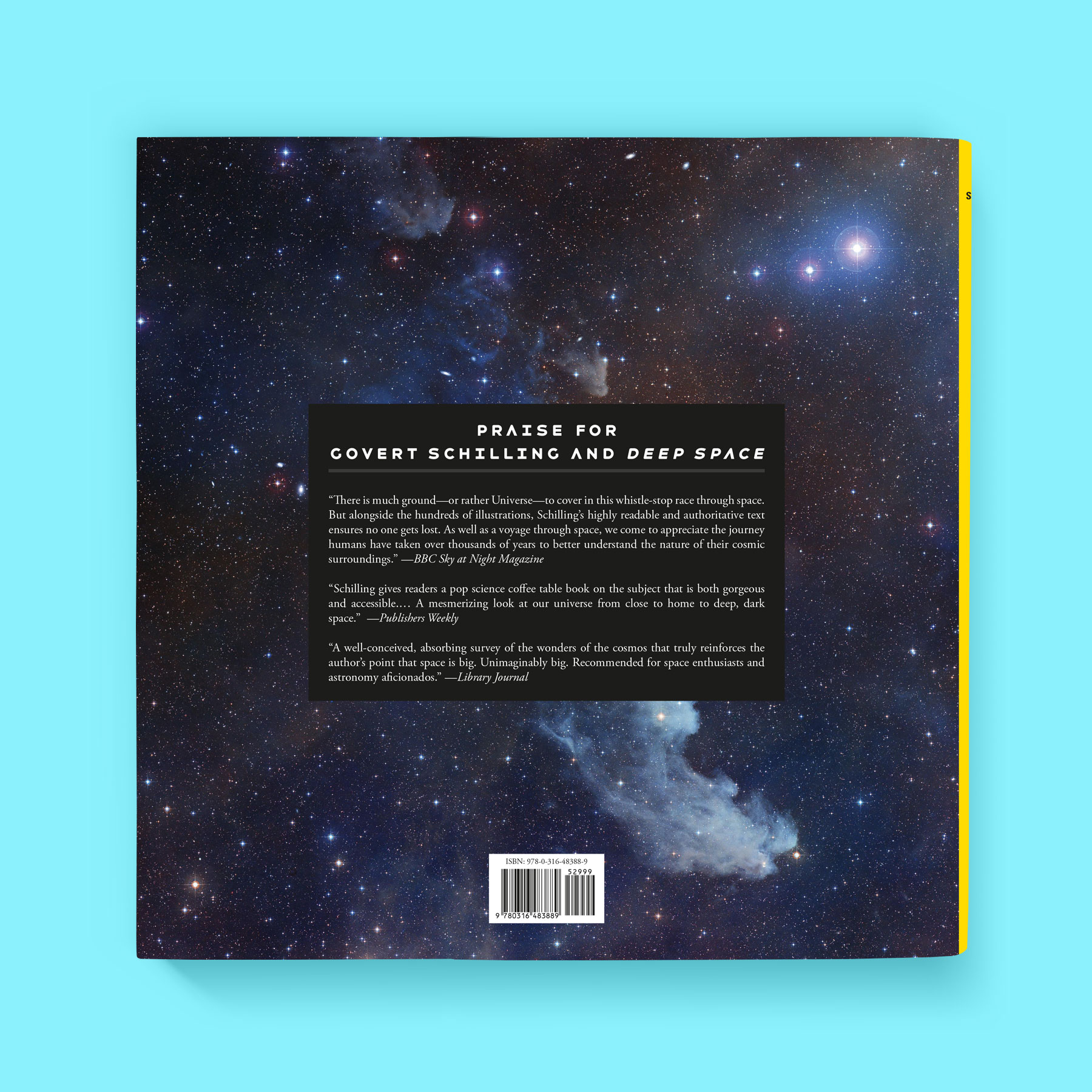 Constellations back cover