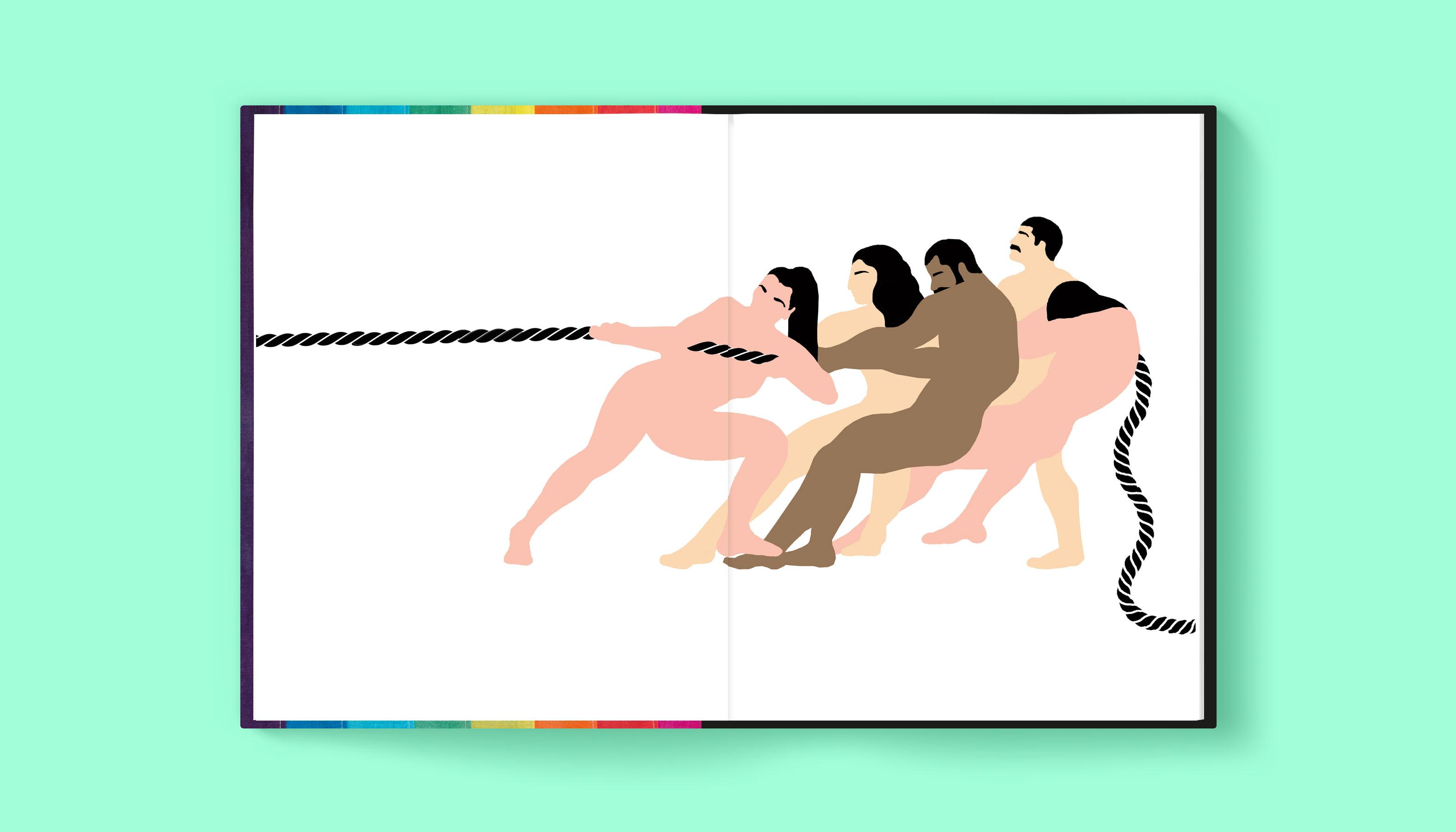 Queer X Design back end sheet