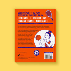 The Secret Science of Sports back cover