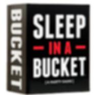 Sleep in a Bucket