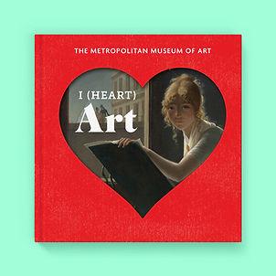I Heart Art cover