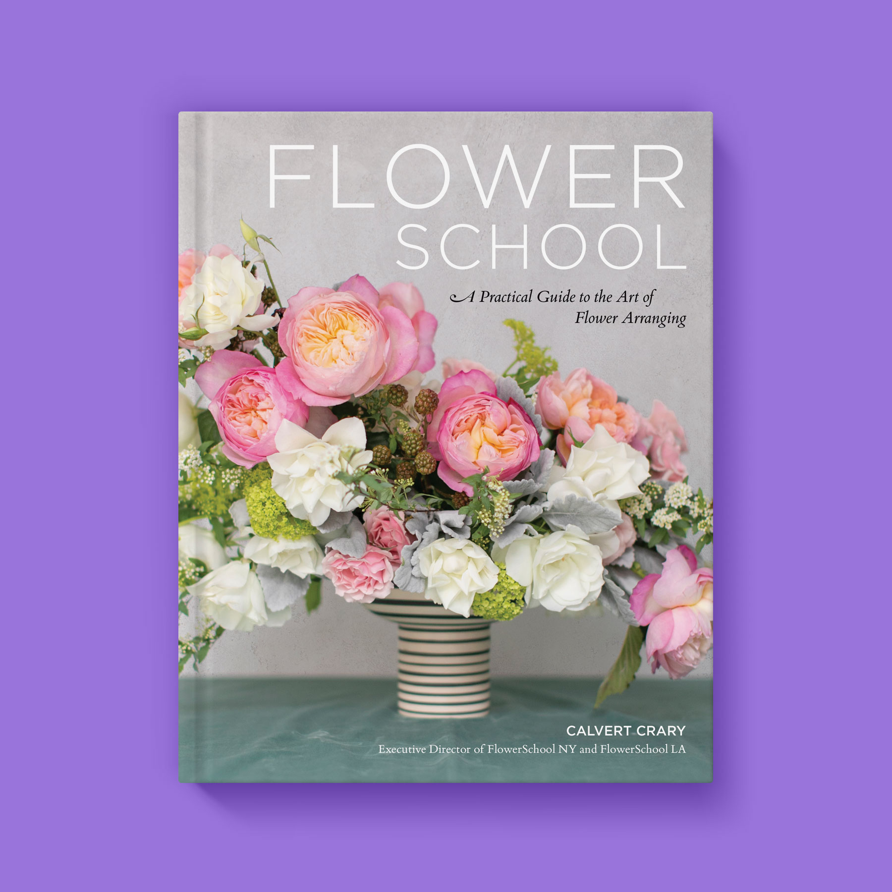 Flower School front cover