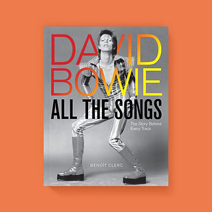 David Bowie All the Songs cover