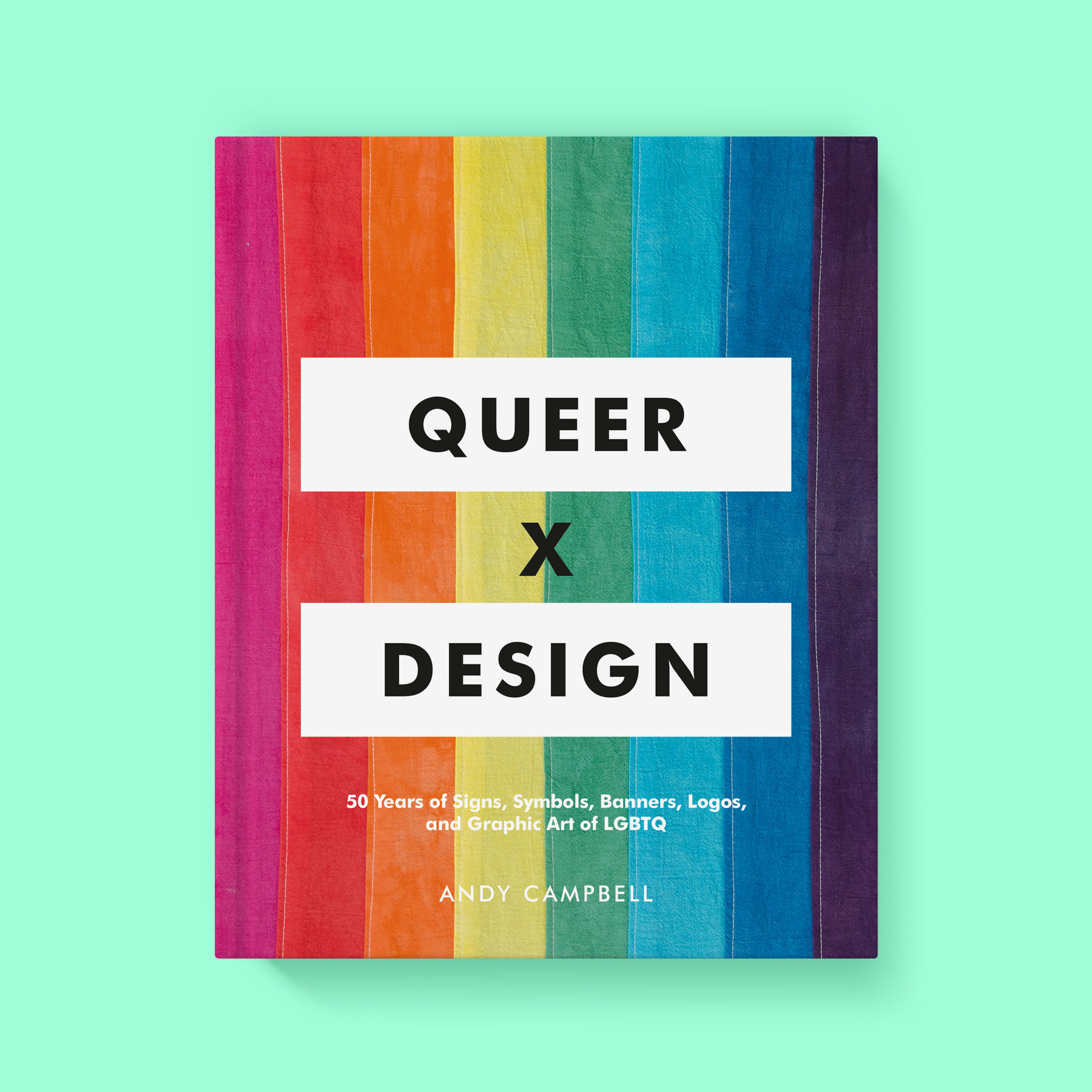 Queer X Design front cover