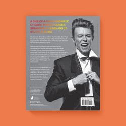 David Bowie All the Songs back cover