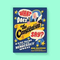 What Does the Constitution Say? cover